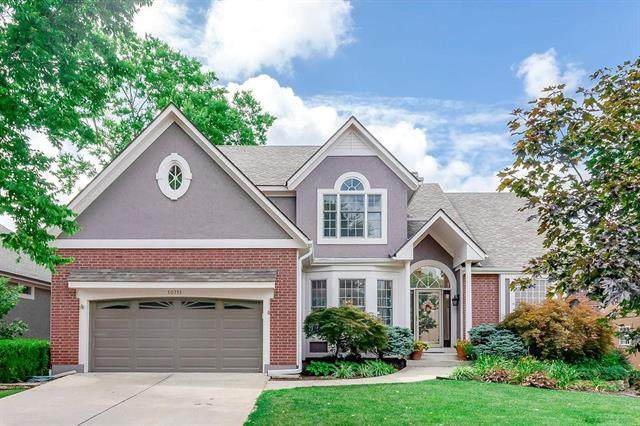 10711 W 132nd Place, Overland Park, KS 66213 (#2233847) :: House of Couse Group