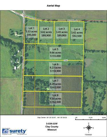 Lot 6 Landmark Farms N/A, Smithville, MO 64089 (#2234166) :: Edie Waters Network