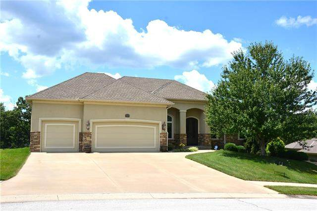 4900 SW Marguerite Street, Blue Springs, MO 64015 (#2234251) :: Ask Cathy Marketing Group, LLC