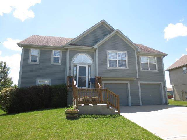 535 E Willow Street, Gardner, KS 66030 (#2234342) :: Ron Henderson & Associates