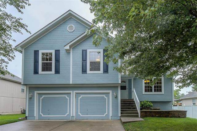 1016 SE Claremont Street, Lee's Summit, MO 64081 (#2234380) :: Ask Cathy Marketing Group, LLC
