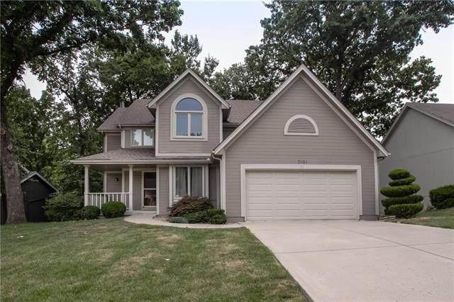 7101 N Holly Court, Kansas City, MO 64118 (#2234425) :: Eric Craig Real Estate Team