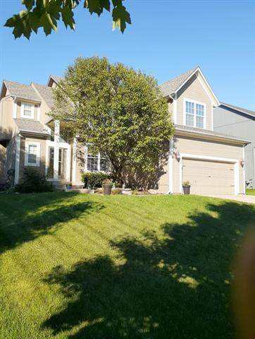 866 S Jaide Lane, Olathe, KS 66061 (#2234464) :: Austin Home Team