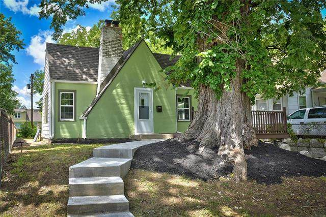 1840 N 31st Street, Kansas City, KS 66104 (#2234565) :: Ron Henderson & Associates