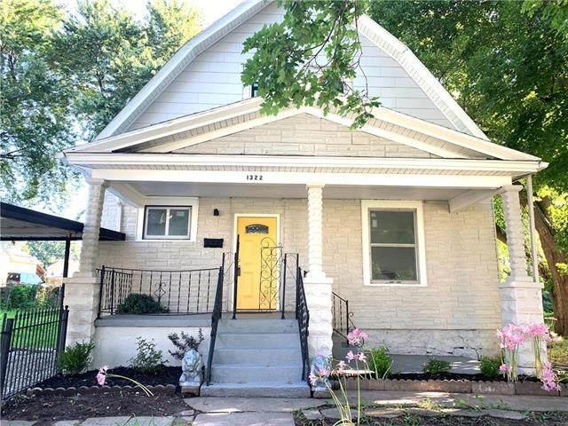 1322 Yecker Avenue, Kansas City, KS 66104 (#2234580) :: Austin Home Team