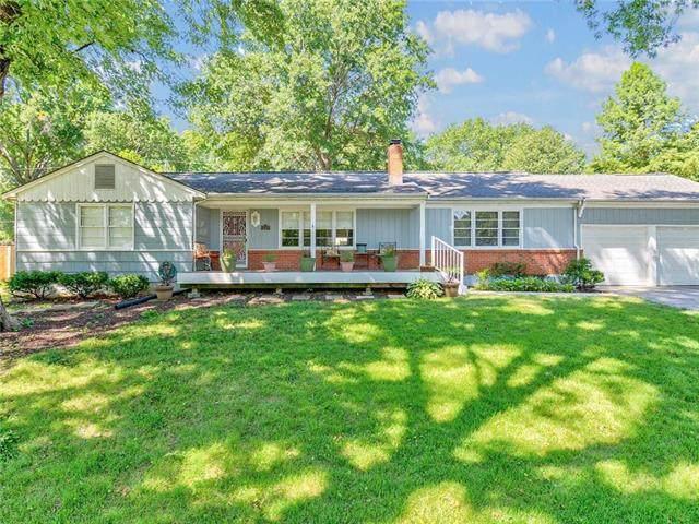 9712 Belleview Avenue, Kansas City, MO 64114 (#2234618) :: Ron Henderson & Associates