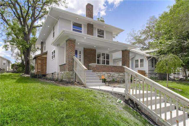 5345 Wayne Avenue, Kansas City, MO 64110 (#2234629) :: Austin Home Team