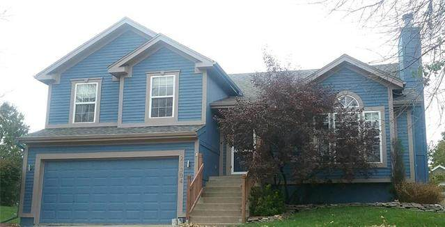21304 W 51st Place, Shawnee, KS 66218 (#2234631) :: House of Couse Group