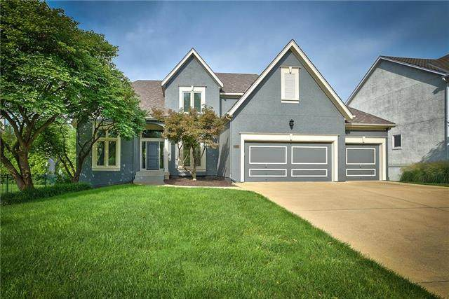 5829 W 145TH Street, Overland Park, KS 66223 (#2234733) :: House of Couse Group