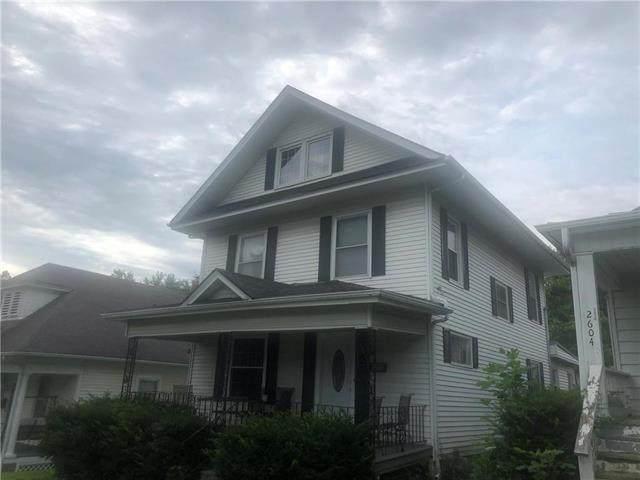 2606 Monterey Street, St Joseph, MO 64507 (#2234772) :: Jessup Homes Real Estate | RE/MAX Infinity