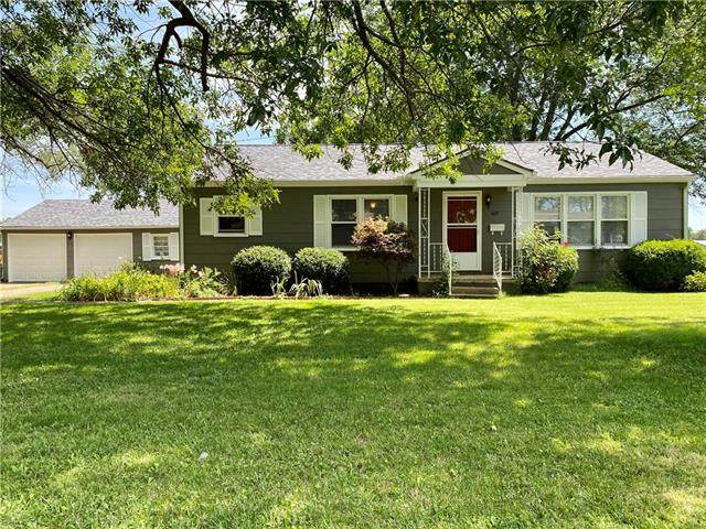 409 S High Street, Butler, MO 64730 (#2234893) :: Ron Henderson & Associates