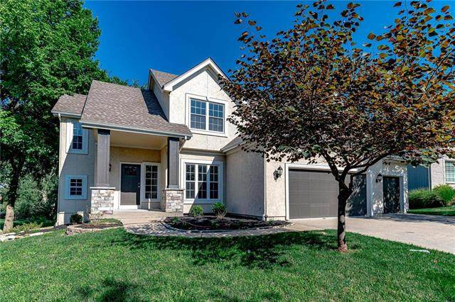 5608 NW 81st Terrace, Kansas City, MO 64151 (#2234973) :: Jessup Homes Real Estate | RE/MAX Infinity