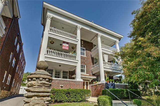 4312 Oak Street 1S, Kansas City, MO 64111 (#2234984) :: Ron Henderson & Associates