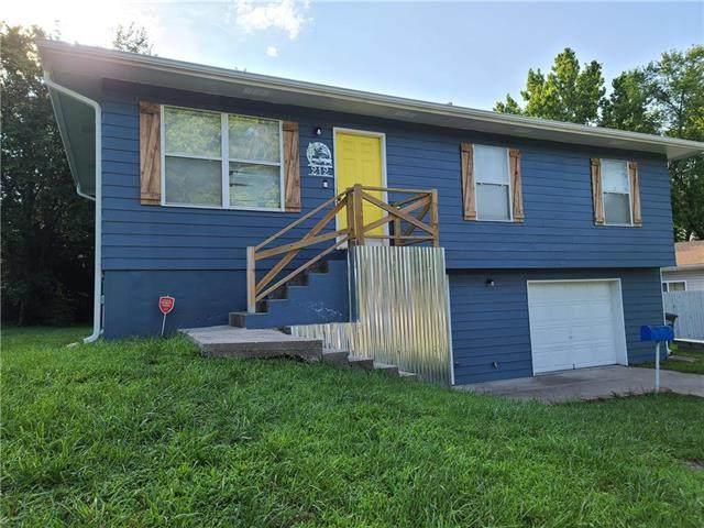 212 N Taylor Street, Pleasant Hill, MO 64080 (#2235097) :: Ron Henderson & Associates