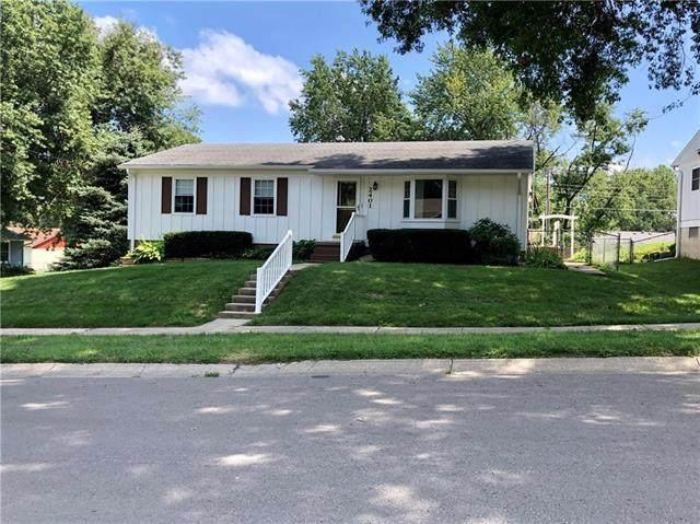 2401 College Lane, St Joseph, MO 64503 (#2235110) :: Five-Star Homes