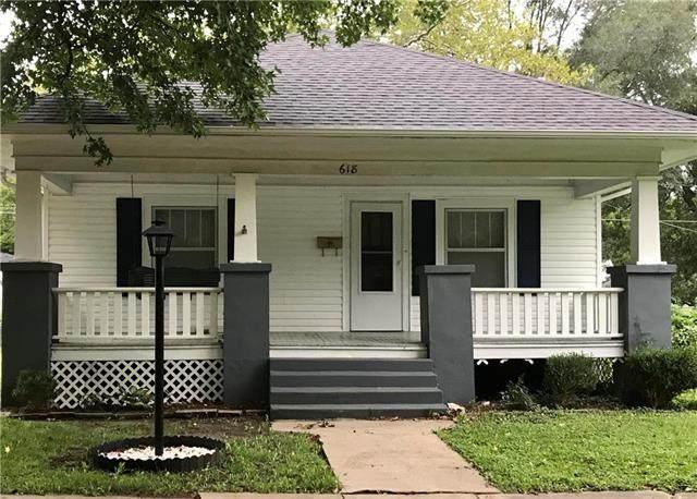618 S Hill Street, Fort Scott, KS 66701 (#2235256) :: Five-Star Homes