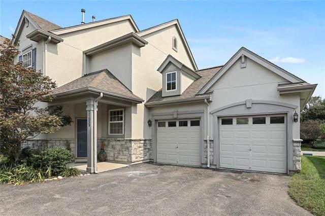 21059 W 118th Terrace, Olathe, KS 66061 (#2235272) :: Ron Henderson & Associates