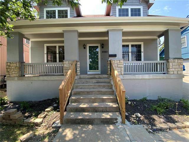 4440 Paseo Boulevard, Kansas City, MO 64110 (#2235290) :: Five-Star Homes