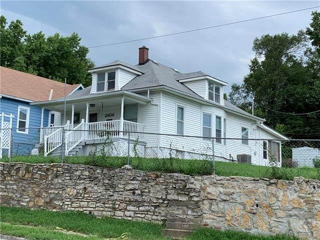2404 Stewart Avenue, Kansas City, KS 66104 (#2235368) :: Kedish Realty Group at Keller Williams Realty