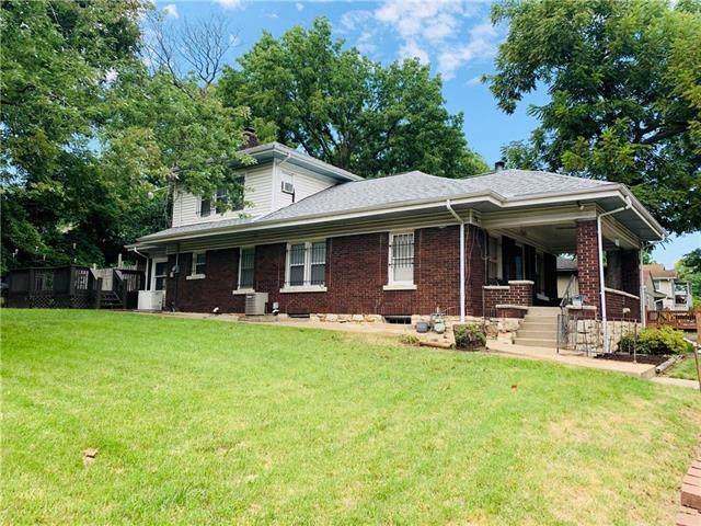 1418 N 27th Street, Kansas City, KS 66102 (#2235372) :: Five-Star Homes