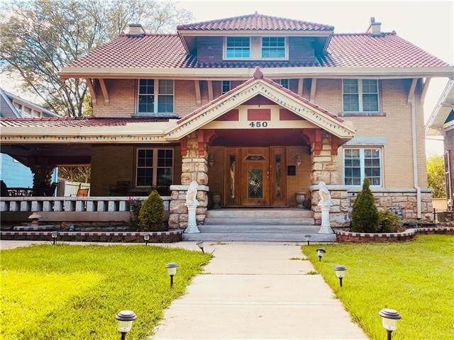 450 17th Street, Kansas City, KS 66102 (#2235380) :: Jessup Homes Real Estate | RE/MAX Infinity