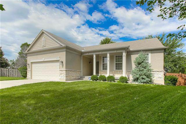 1884 W Concord Drive, Olathe, KS 66061 (#2235394) :: Kedish Realty Group at Keller Williams Realty