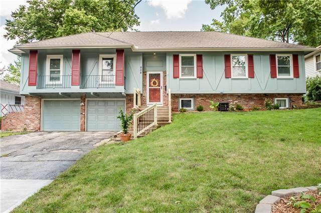 804 W 109th Terrace, Kansas City, MO 64114 (#2235416) :: Edie Waters Network