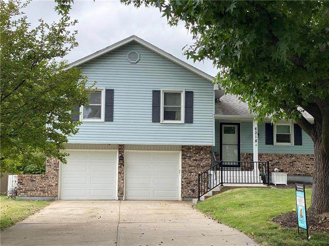 6218 Cottonwood Drive, Shawnee, KS 66216 (#2235419) :: Kedish Realty Group at Keller Williams Realty