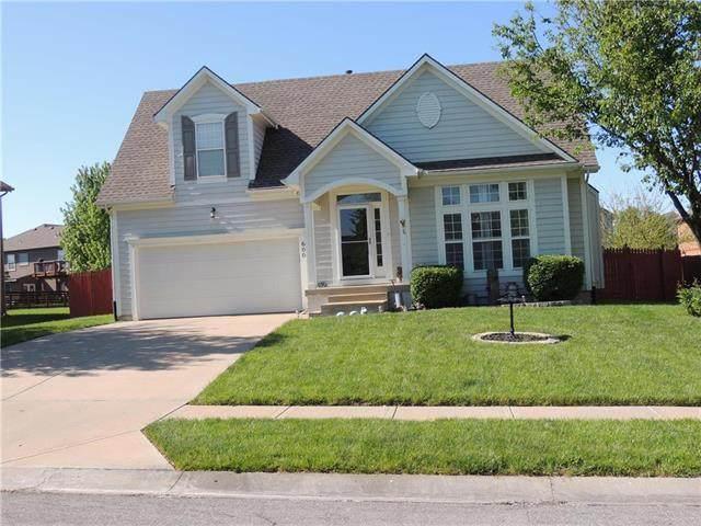 600 E Dogwood Street, Gardner, KS 66030 (#2235432) :: Ron Henderson & Associates
