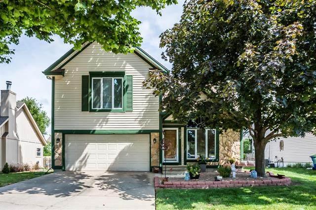 1012 E Green Gables Street, Olathe, KS 66061 (#2235499) :: House of Couse Group