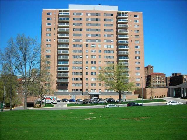 221 W 48th Street  #605 N/A, Kansas City, MO 64112 (#2235567) :: Eric Craig Real Estate Team
