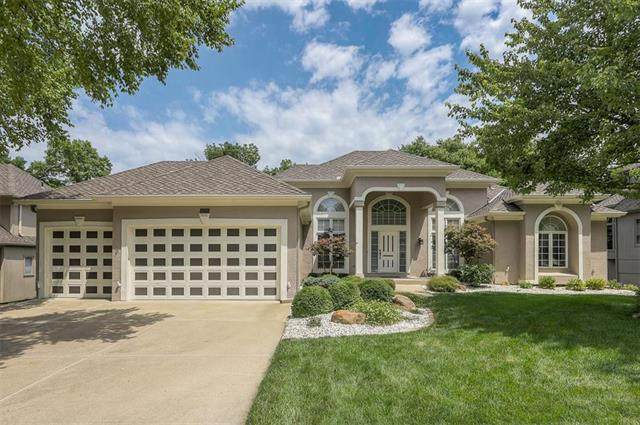 6225 Northlake Drive, Parkville, MO 64152 (#2235609) :: Jessup Homes Real Estate | RE/MAX Infinity