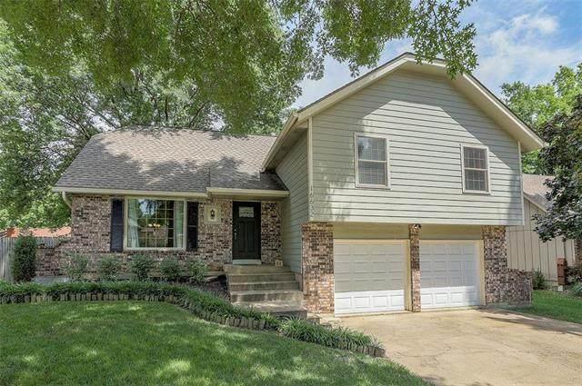 16632 W 145 Street, Olathe, KS 66062 (#2235640) :: House of Couse Group