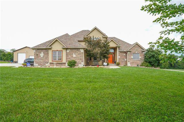 3117 Crystal Aire Court, Grain Valley, MO 64029 (#2235643) :: Ask Cathy Marketing Group, LLC