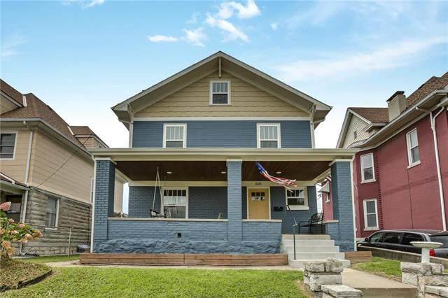 326 Wabash Avenue, Kansas City, MO 64124 (#2235687) :: Jessup Homes Real Estate | RE/MAX Infinity