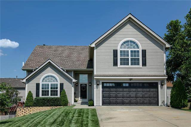 713 Red Maple Drive, Liberty, MO 64068 (#2235726) :: Jessup Homes Real Estate | RE/MAX Infinity
