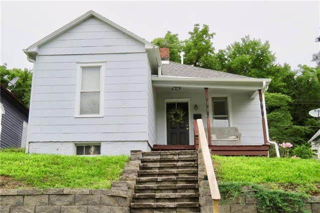 815 Green Street, St Joseph, MO 64505 (#2235773) :: Eric Craig Real Estate Team