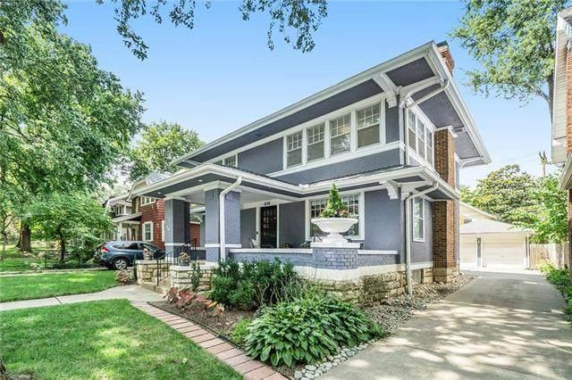 626 W 59th Terrace, Kansas City, MO 64113 (#2235776) :: Geraldo Pazar