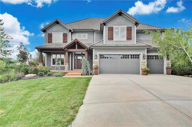 16211 Overbrook Lane, Overland Park, KS 66085 (#2235812) :: Five-Star Homes
