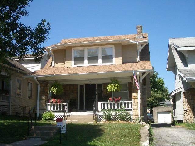 138 N Brighton Avenue, Kansas City, MO 64123 (#2235823) :: House of Couse Group