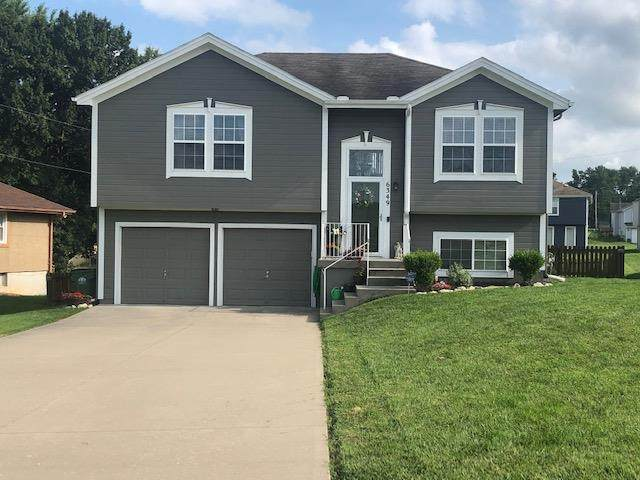 6349 Blue Ridge Boulevard, Raytown, MO 64133 (#2235871) :: Team Real Estate