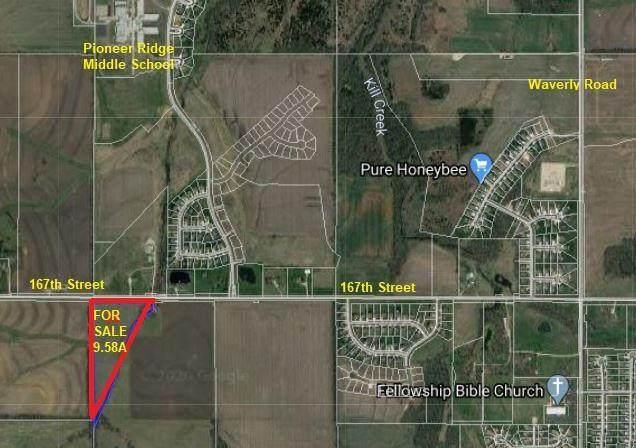 167 Street, Gardner, KS 66083 (#2235873) :: Team Real Estate