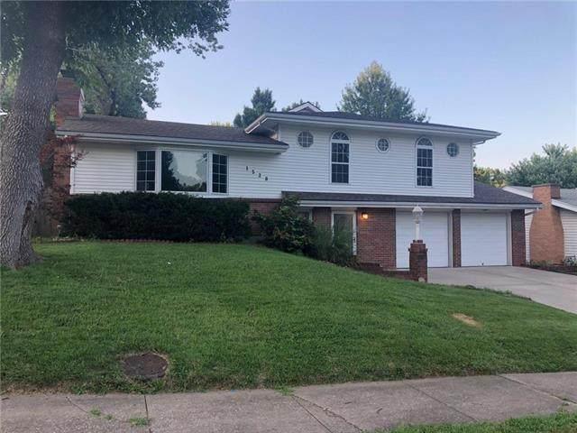 1528 NE 51st Terrace, Kansas City, MO 64118 (#2235886) :: Eric Craig Real Estate Team