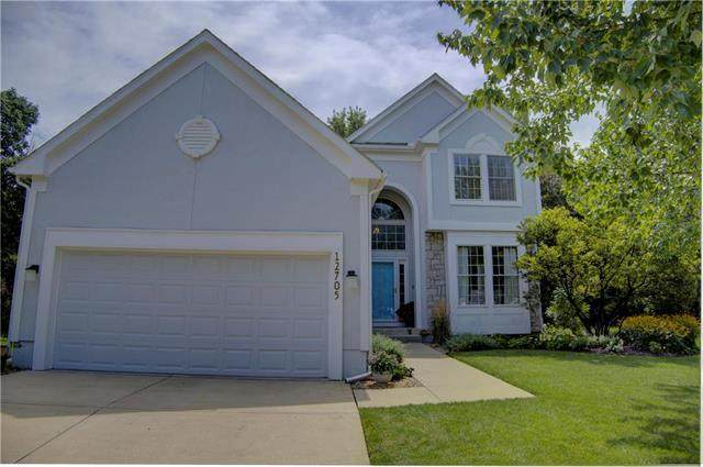 12705 W 125TH Street, Overland Park, KS 66213 (#2235902) :: House of Couse Group