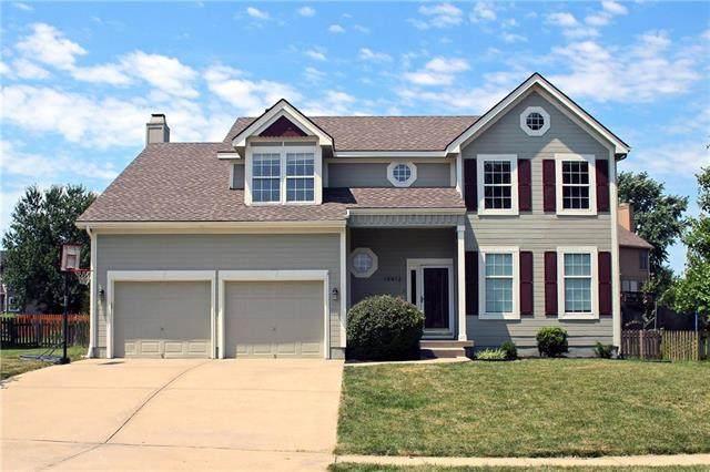 14412 S Blackfeather Road, Olathe, KS 66062 (#2235955) :: Dani Beyer Real Estate