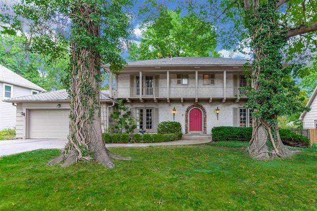 8873 Rosewood Drive, Prairie Village, KS 66207 (#2235991) :: Jessup Homes Real Estate | RE/MAX Infinity