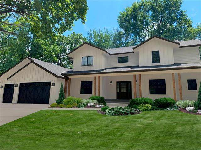 5309 W 65th Place, Prairie Village, KS 66202 (#2236002) :: House of Couse Group