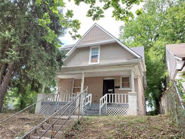 1106 Agnes Avenue, Kansas City, MO 64127 (#2236039) :: Eric Craig Real Estate Team