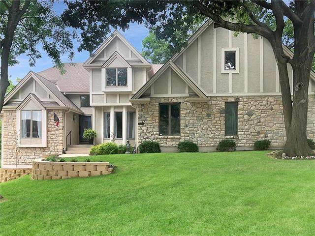 4828 S Maybrook Court, Independence, MO 64055 (#2236086) :: Ron Henderson & Associates