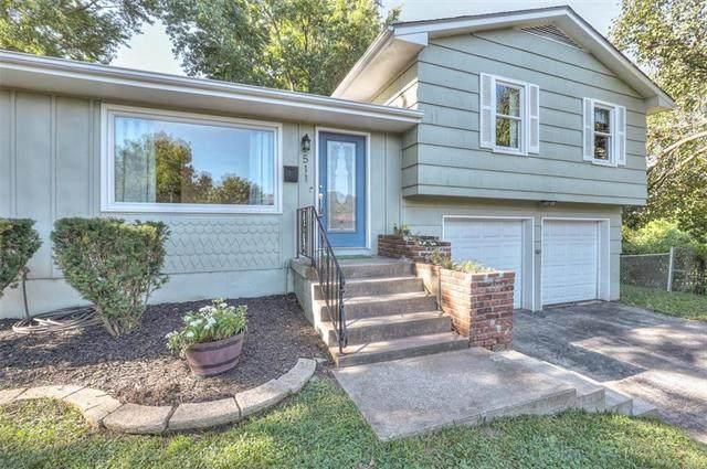 511 NW Woodbine Avenue, Lee's Summit, MO 64063 (#2236266) :: Ron Henderson & Associates